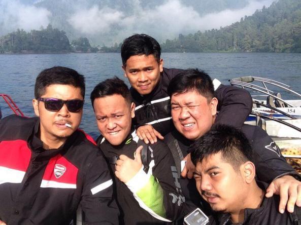 Foto2 di Danau Sarangan